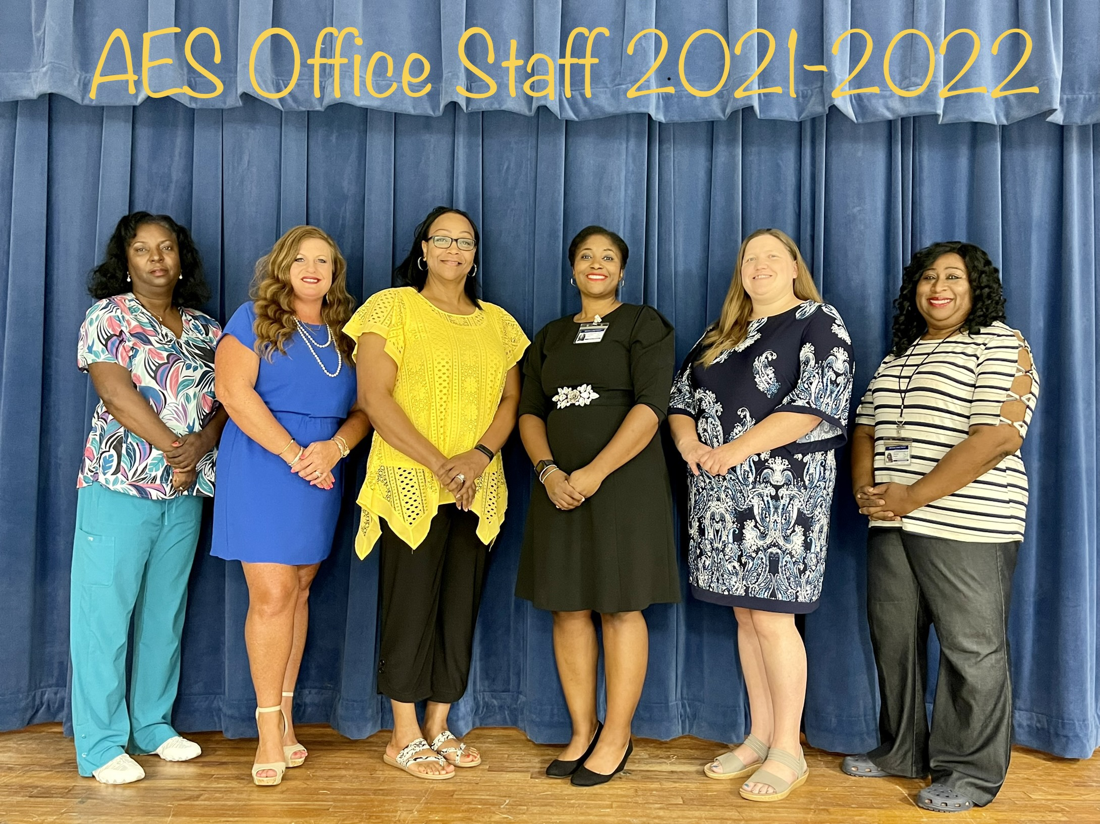 AES Office Staff