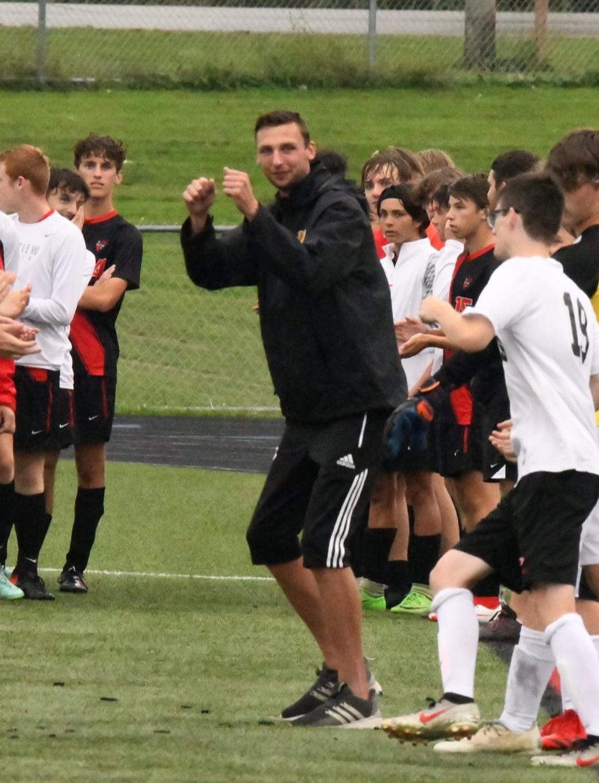Coach Scott Campbell