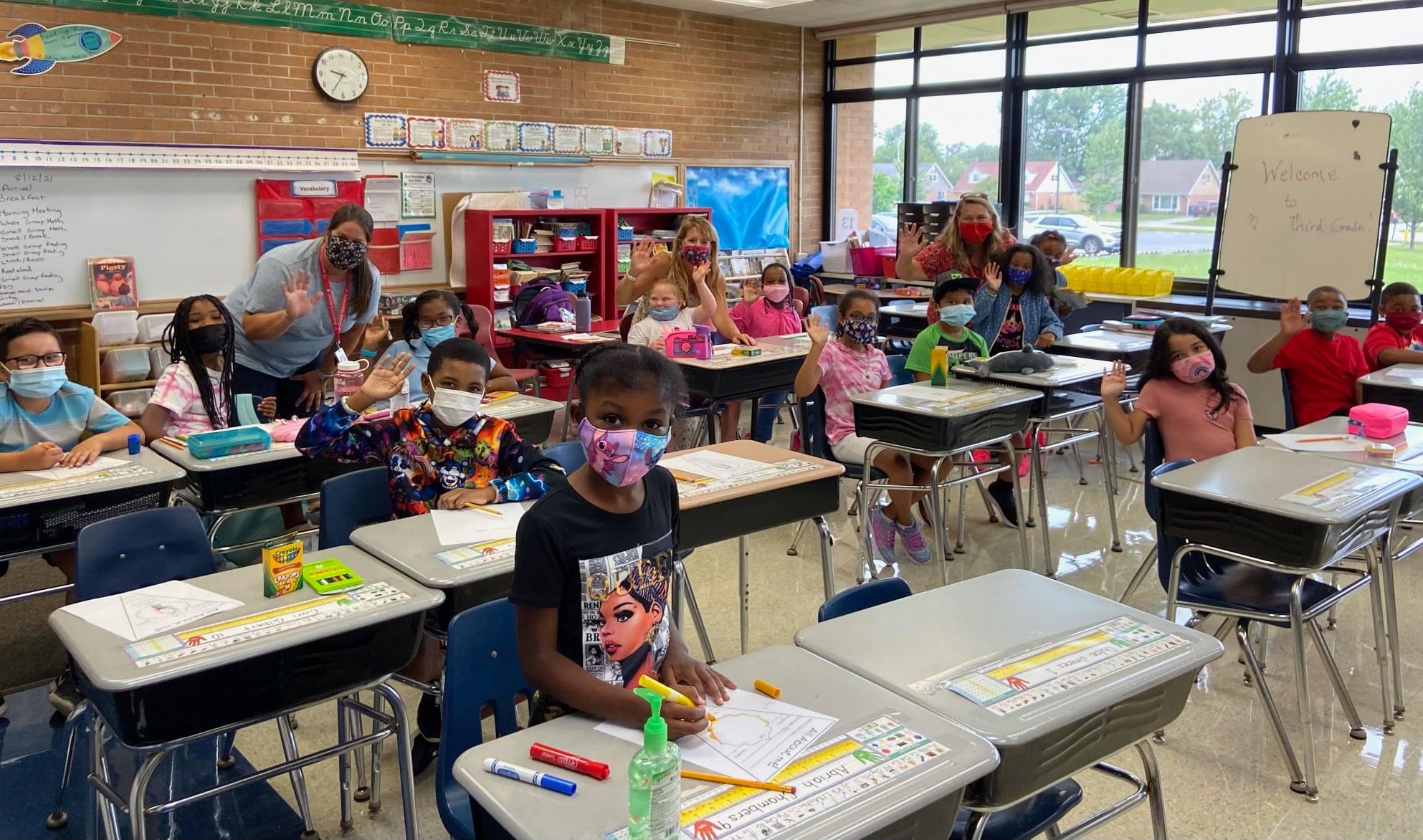 Serena classroom