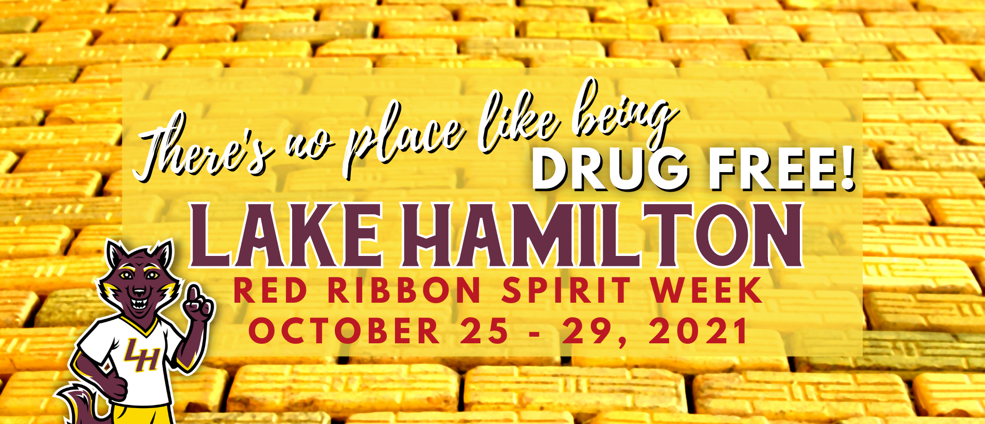 drug free spirit week