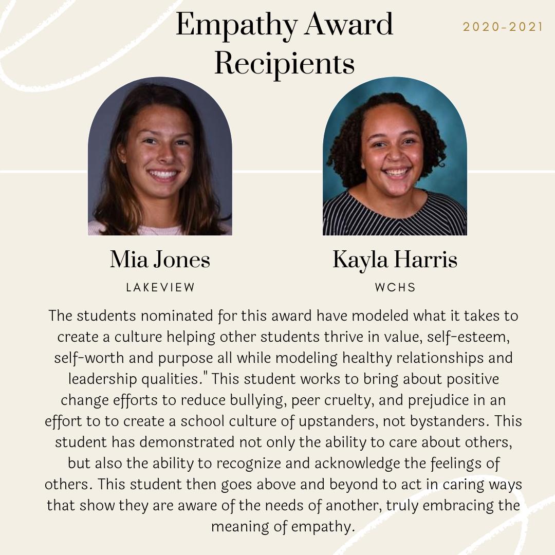 Empathy Award