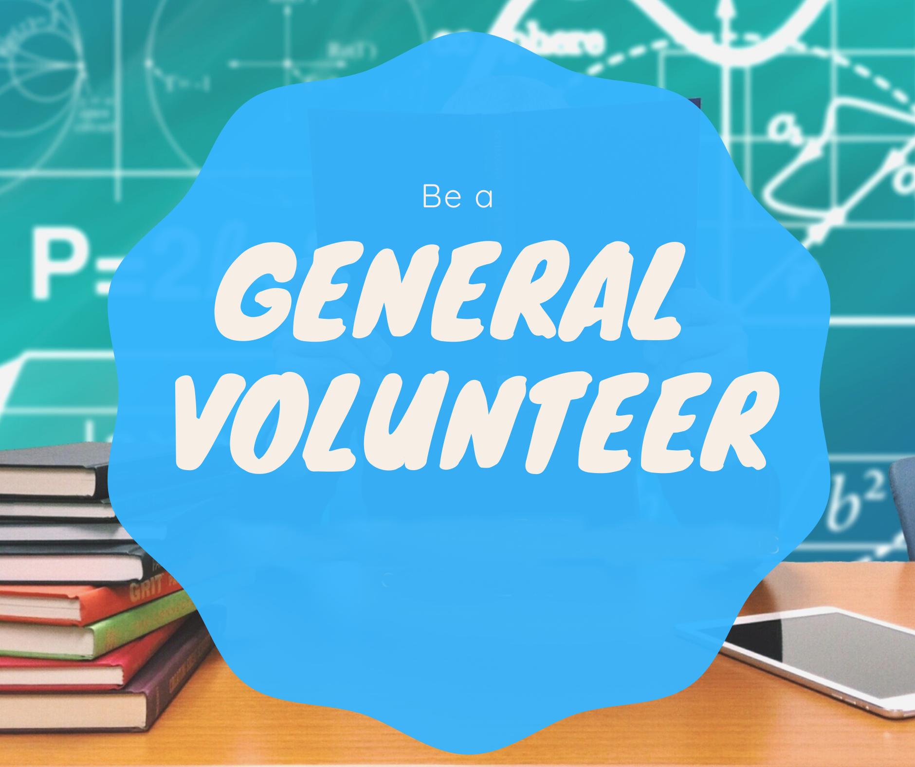 general volunteer