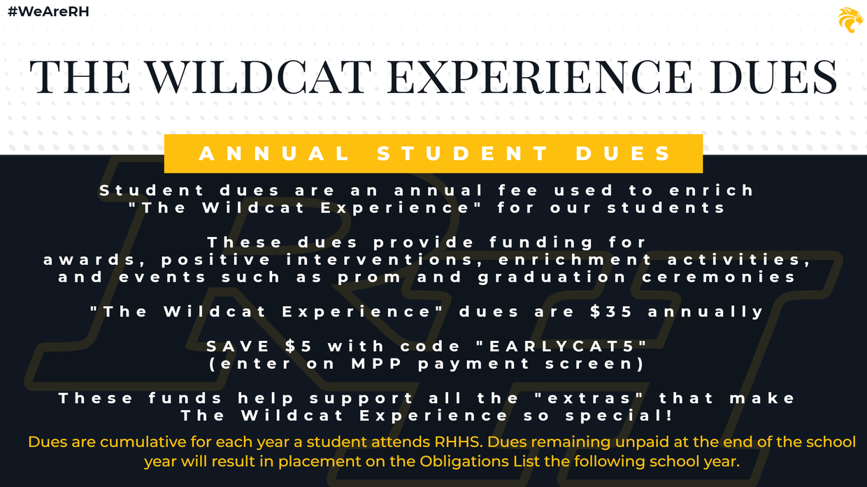 Wildcats Experience Dues