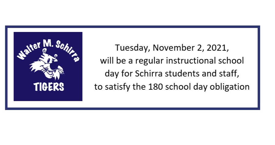 November 2 school day