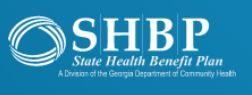 SHBP State Health Benefits Plan