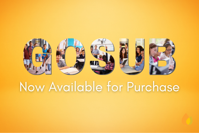 GOSUB Now available for purchase