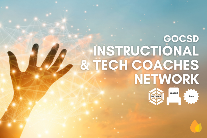 Instructional and Tech Coaches Network Nov 16