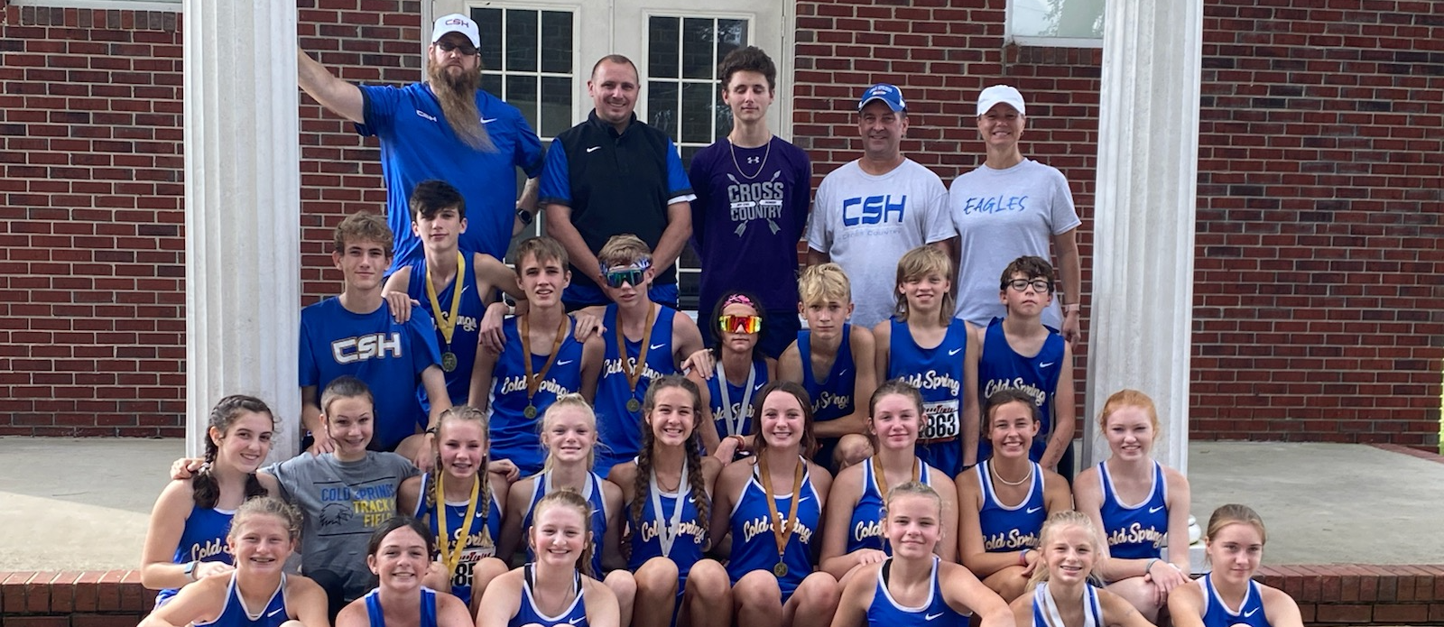 Cold Springs Cross Country