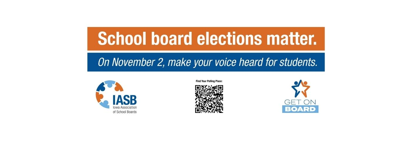 School Board Elections Matter, On November 2, make your voice heard for students