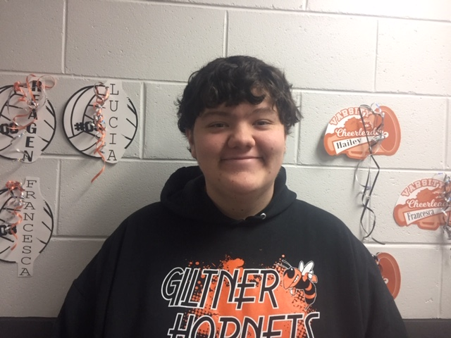 High School Student of the Week Isaac Gustafson