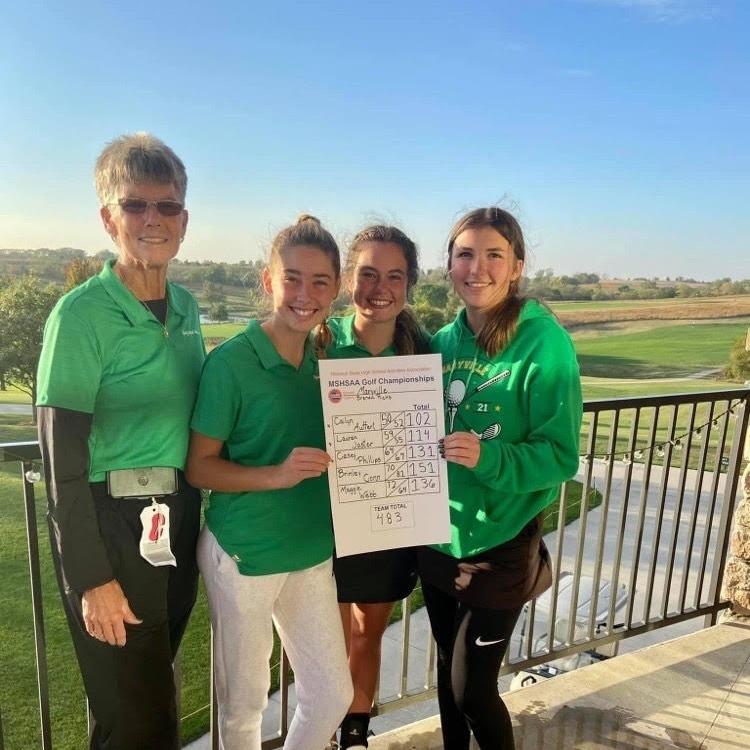 Girls Golf State Qualifiers