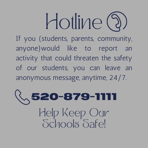 hotline - 520-879-1111